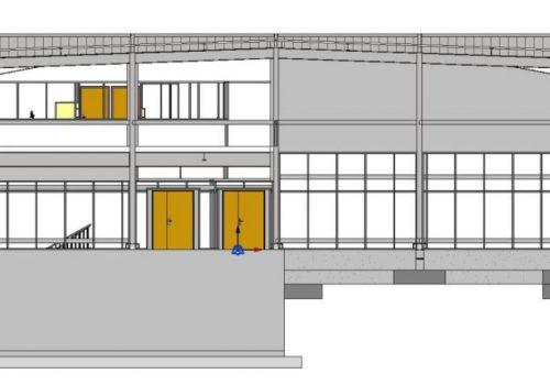 Etude De Faisabilité Halle Technologique 03