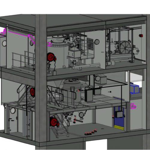 Maîtrise D'oeuvre TCE Implantation Atomiseur VALDEPHARM 01